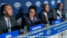 World Economic Forum in Ruanda