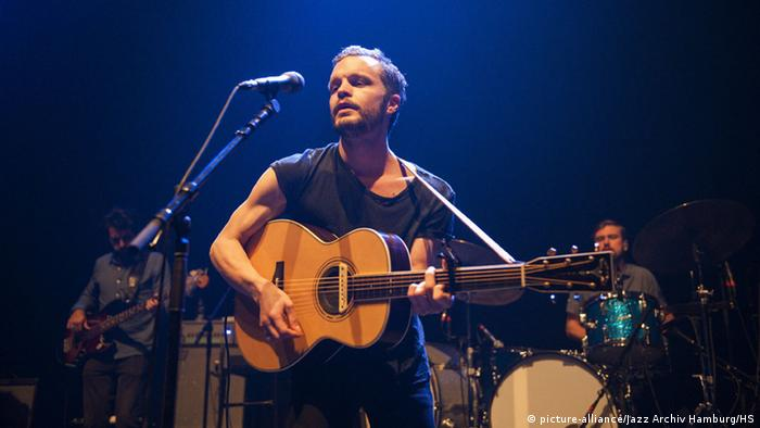 Musiker tallest man on earth, Copyright: picture-alliance/Jazz Archiv Hamburg/HS