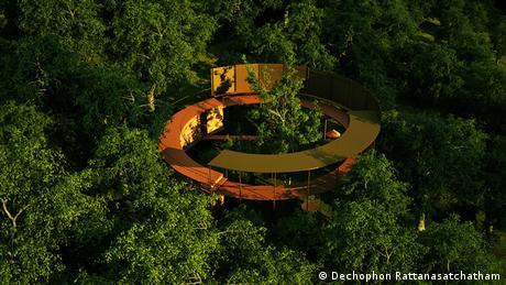 Mit dem Global Award for Sustainable Architecture ausgezeichnetes Bauprojekt des Architekten Suriya Umpansiriratana (Foto: Dechophon Rattanasatchatham)