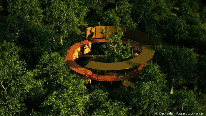 Award winning project of architect Suriya Umpansiriratana (Copyright: Dechophon Rattanasatchatham)