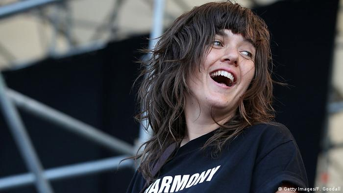 Musiker Courtney Barnett, copyright: Getty Images/F. Goodall