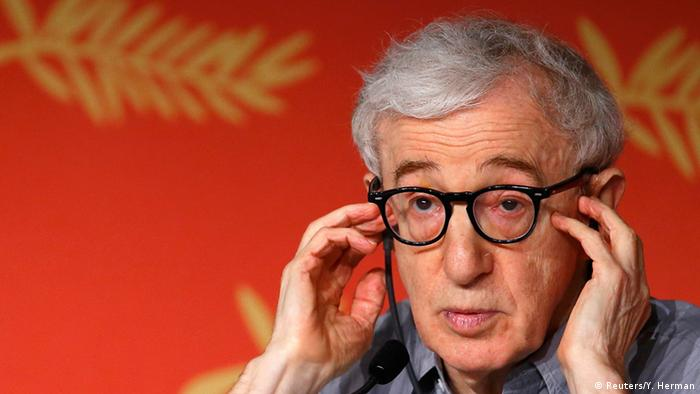 Woody Allen (Reuters/Y. Herman)