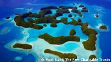 Palau's Rock Islands
