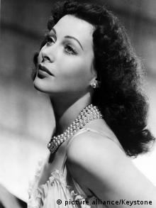 Hollywood actress and inventor Hedy Lamarr (picture alliance/Keystone)