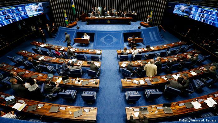 Como cada senador votou no processo de impeachment