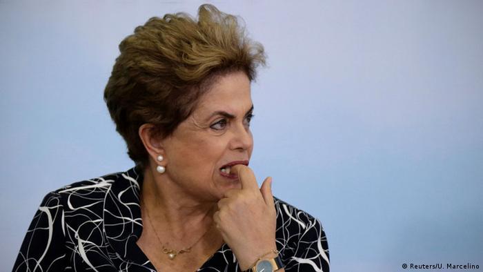 Brasilien Dilma Rousseff