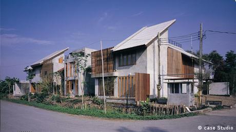 Mit dem Global Award for Sustainable Architecture ausgezeichnetes Bauprojekt TEN House Bangkok der Architektin Patama Roonrakwit (Foto: case Studio)