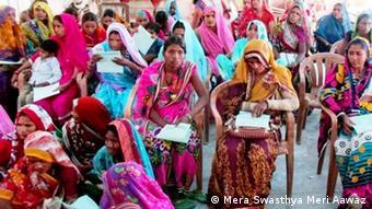 Indien Organisation Mera Swasthya Meri Aawa