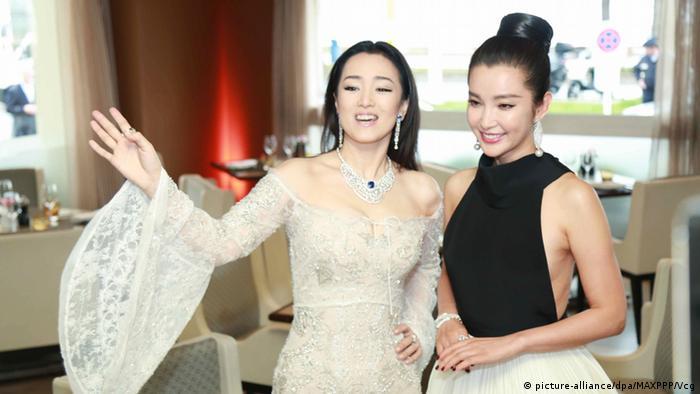 Festival de Cannes, Gong Li und Li Bingbing