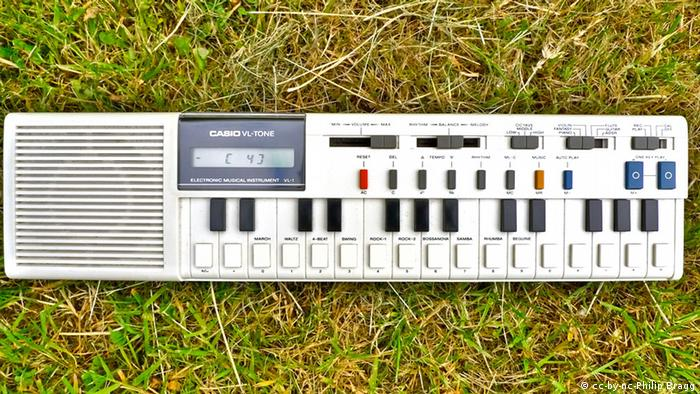 Der Synthesizer 'Casio VL-1'