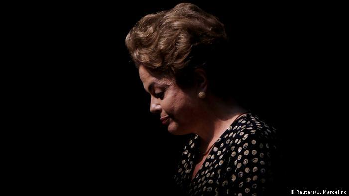 Brasilien Brasilia Dilma Rousseff