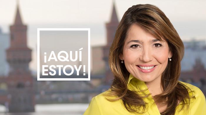 05.2016 DW Aqui estoy Moderatorin Pía Castro (Programmpromo)