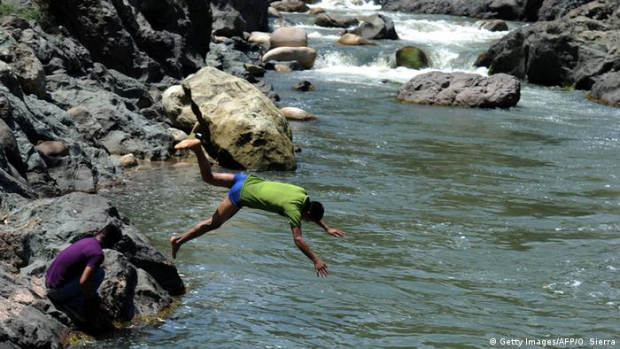 Honduras Fluss Gualcarque Agua Zarca Wastewater Project Berta Caceres