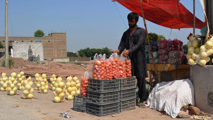 Pakistan Afghanistan Grenze Torkhum Peshawar
