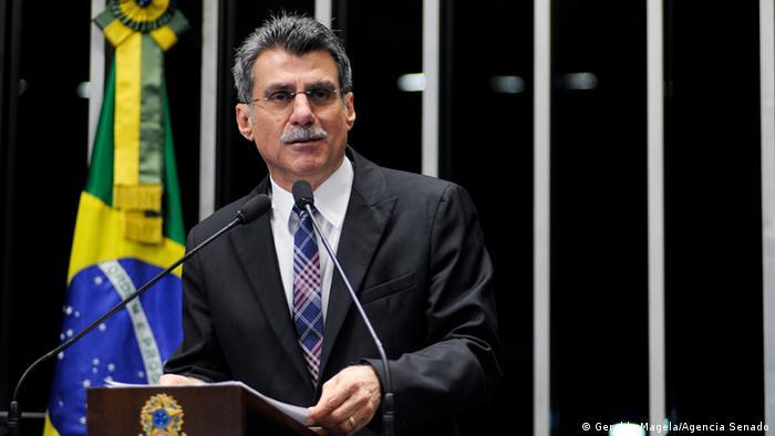 Brasilien Romero Juca (Geraldo Magela/Agencia Senado)