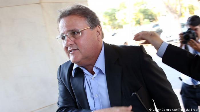 O ex-ministro Geddel Vieira Lima, em foto de arquivo