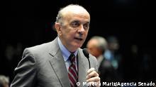 Brasilien Jose Serra