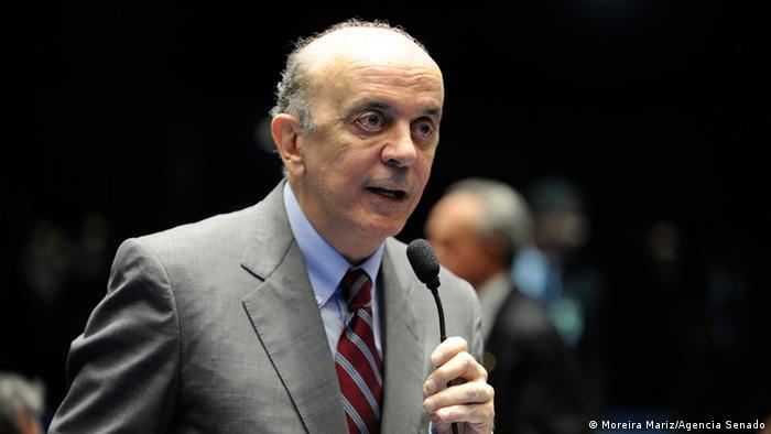 Brasilien Jose Serra (Moreira Mariz/Agencia Senado)