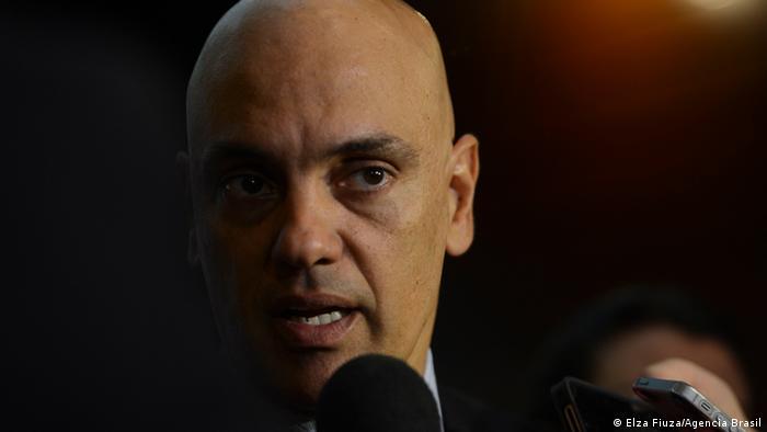 Ministro Alexandre de Moraes do STF ampliou prazo das investigações contra aliados de Jair Bolsonaro