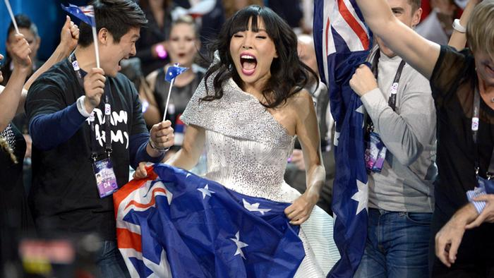 Dami Im from Australia. Photo: picture-alliance/dpa/Ola Axman/IBL