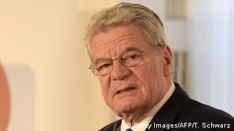 Joachim Gauck (Foto: Getty Images)