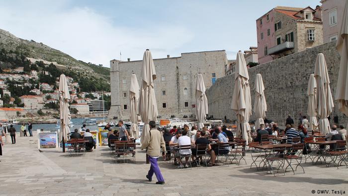 Kroatien Tourismus in Dubrovnik