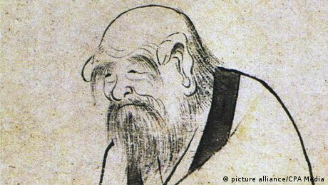 Chinesischer Philosoph Lao Tse (picture alliance/CPA Media)