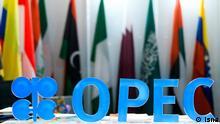 Iran Wochengalerie KW 19 Titel: Erdöl Messe Bildbeschreibung: 21. Internationale Erdöl, Erdgas, Petrochemie Messe mit 1900 Firmen. Bild: Symbolbild OPEC auf die Messegelände. Stichwörter: Iran, KW19, OPEC, Öl, Erdöl, Quelle: ISNA