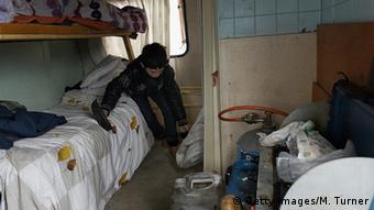 Frankreich Flüchtlingskinder in Calais (Getty Images/M. Turner)