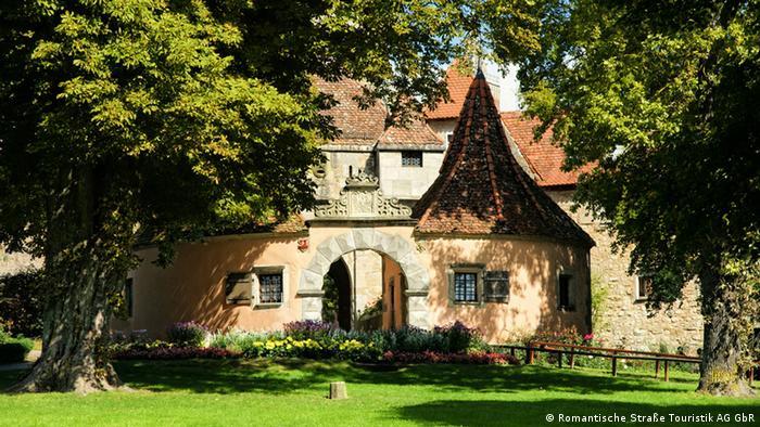 Ротенбург-об-дер-Таубер (Rothenburg ob der Tauber)