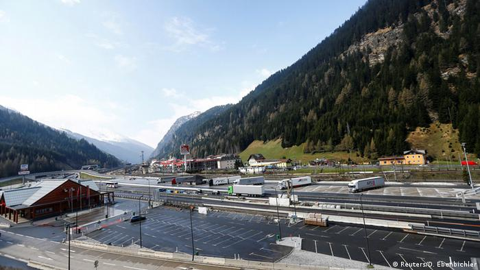 The Brenner Pass