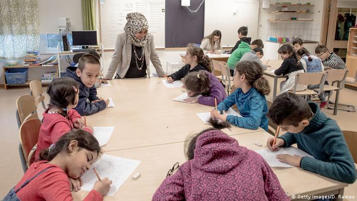 Schweden Integration von Migranten Schulunterricht (Getty Images/D. Ramos)