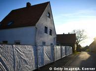 Kuća strave u njemačkom Höxteru