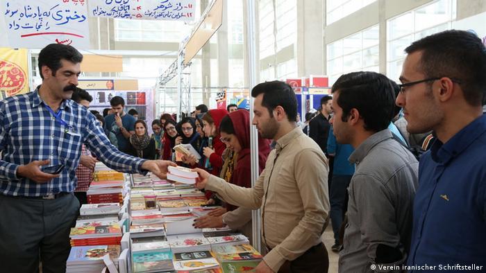 Iran Teheran Buchmesse