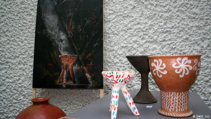 Ausstellung Aus Lehm und Feuer Weichkeramk-Design aus Oaxaca