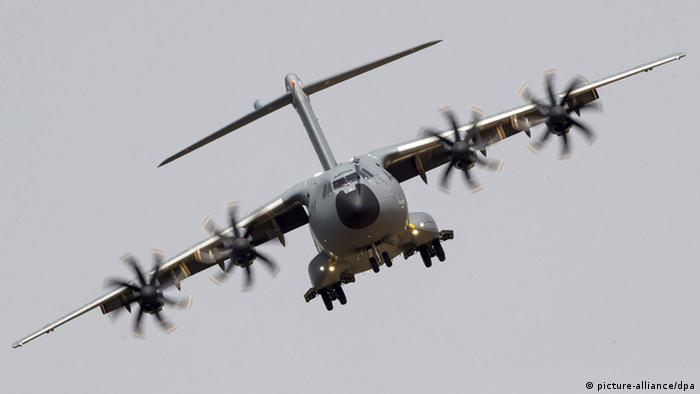 Airbus A400M Transportflieger