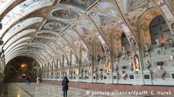 Residenz München Antiquarium