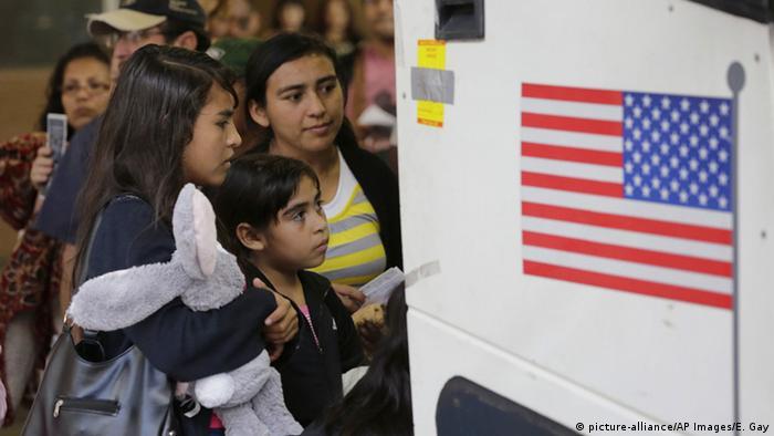 Illegale Einwanderer in den USA