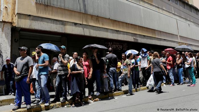 委内瑞拉延长紧急状态 中国再伸援手