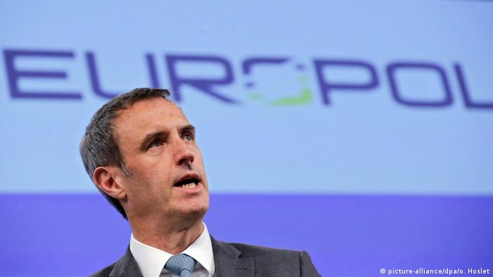 Europol chief Rob Wainwright