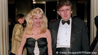 USA Ivana Trump & Donald Trump
