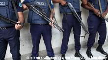 Bangladesch Polizei