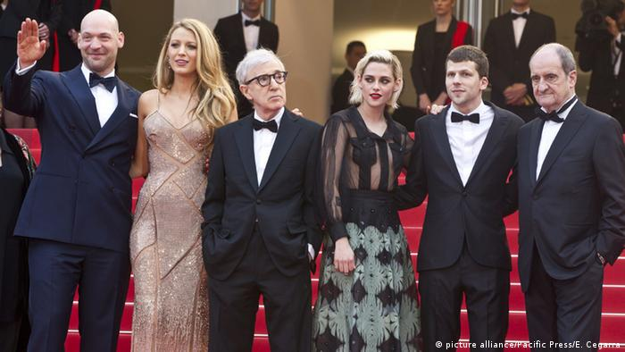 Filmfestival Cannes Woody Allen