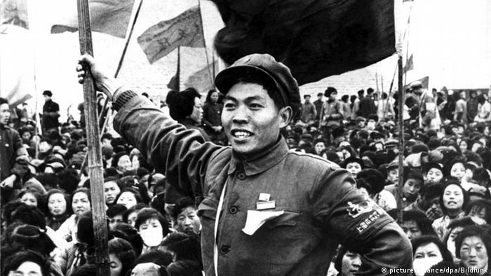 China Mao Kulturrevolution Rotgardisten (picture-alliance/dpa/Bildfunk)