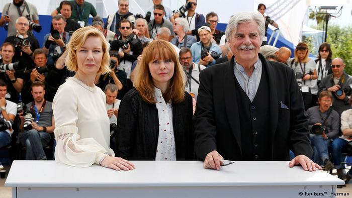 Frankreich Cannes Festival Regisseurin Maren Ade