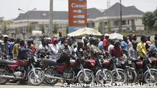 Nigeria Abuja Benzinpreis