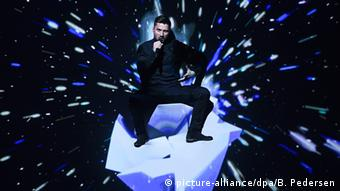 Eurovision Song Contest in Stockholm Sergey Lazarev Russland