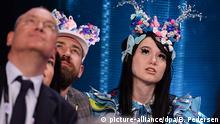 Eurovision Song Contest in Stockholm Jamie-Lee Finale