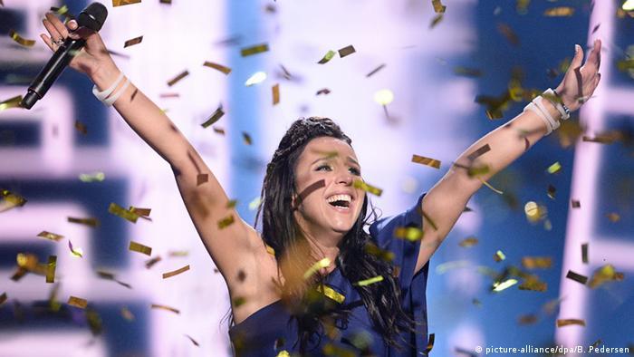 Переможниця Євробачення-2016 Джамала хотіла би виступити в Криму