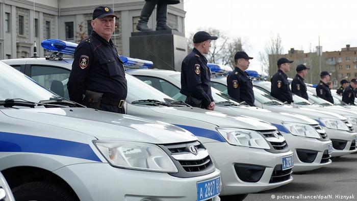 Полицейские в Самаре (фото из архива)